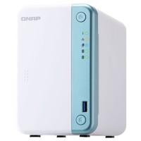 新品QNAP威聯通TS-251D-2G兩盤位Intel 雙核心多媒體NAS 家庭私有云小型企業辦公網絡存儲器NAS主機