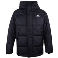 CONVERSE 匡威 男子 Men's Down Fill Puffer Jacket 短款羽絨服 10019321-A02 M碼