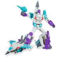 京東PLUS會員 : Hasbro 孩之寶 變形金剛 領袖戰爭系列 E1124 加強級 駭翼