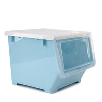 BELO 百露 前開式塑料收納箱 *3件