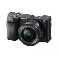 SONY 索尼 ILCE-6400L 微單相機套機(16-50mm F3.5-5.6)