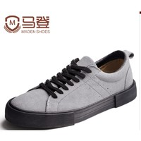 限尺码:Maden 马登 QC-danxie 男士休闲鞋 灰色