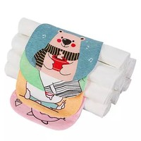 新笙記 兒童4層大碼純棉吸汗巾*3條裝