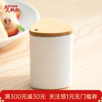 納川創意家用客廳北歐簡約餐廳木質便攜高檔塑料牙簽盒筒瓶桶罐盅