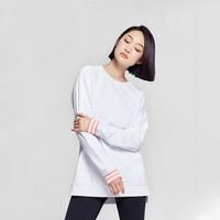 斯凱奇女裝新款套頭衛衣 舒適休閑長袖衫