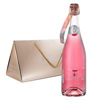 起泡酒 moscato 莫斯卡托 巴西進口配禮盒無香檳杯 桃紅莫斯卡托起泡酒750ml*1 *3件