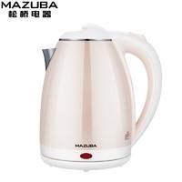 MAZUBA 松橋 MK-MS1802ZT  1.8L 電水壺