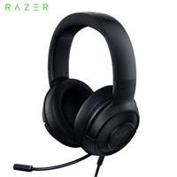 雷蛇(Razer)北海巨妖头戴式耳机 7.1虚拟环绕立体音效