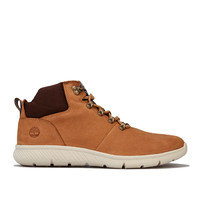 銀聯專享 : Timberland 添柏嵐 Mens Boltero Leather Hiker Boots 男士短靴