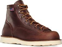 Danner 丹納 男士 Bull Run 6英寸 工作靴