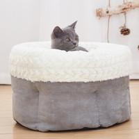 冬季保暖 四季通用貓窩 10斤內貓咪 *2件
