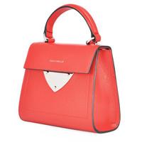 Coccinelle 可奇奈尔 B14系列女士手提单肩包 E1 D05 55 (红色、小号)