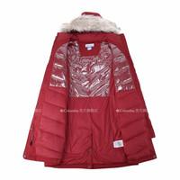 Columbia/哥倫比亞戶外19新品秋冬女子奧米熱能600蓬鵝絨羽絨服WR1507 607 XL(170/92A)