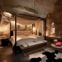 上海幔麓酒店·楊小姐的花園1晚+迪士尼班車 情人節可訂洞穴房