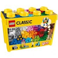LEGO 樂高 經典創意系列 10698 大號積木盒