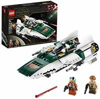 LEGO 樂高Star Wars星球大戰系列75248 反抗軍A翼星際戰機