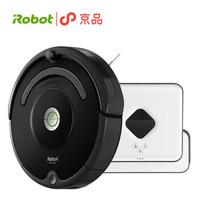 iRobot 艾羅伯特 Roomba 671 381 掃拖套裝