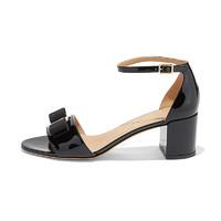 SALVATORE FERRAGAMO 菲拉格慕 VARA系列 女士蝴蝶結踝帶涼鞋
