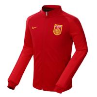NIKE 耐克 812717-687 中國國家足球隊男針織運動夾克