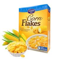 烏克蘭進口 亨利(HANNRAE)原味玉米片270g 早餐營養麥片 *11件