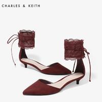 CHARLES&KEITH CK1-60900064 女士單鞋涼鞋 *2件