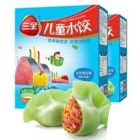 三全 兒童水餃 金槍魚彩椒口味 300g*2盒 *13件