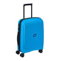 DELSEY 法國大使 拉桿防水旅行箱 金屬藍色 28英寸