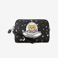 MOSCHINO 莫斯奇諾 太空熊系列 女士手拿包