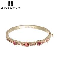 Givenchy/紀梵希 閃耀系列 施華洛世奇人造水晶金色女士手鐲 60461138