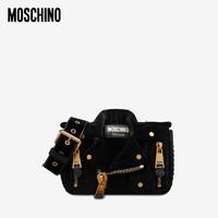 MOSCHINO 莫斯奇諾 女士氣質騎行包單肩背包