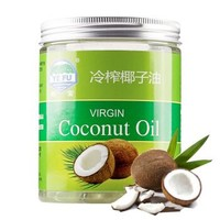 椰富 YEFU 冷壓初榨椰子油 500ml *2件