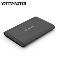 YottaMaster 2.5英寸Type-C筆記本移動硬盤盒 *4件