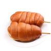 東北特產火腿豆沙餡夾心大雞腿面包80后懷舊老式零食點心整箱早餐