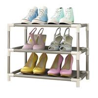 惠奇 家用經濟型鞋架   3層2格