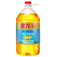 金龍魚純正葵花籽油4L *4件