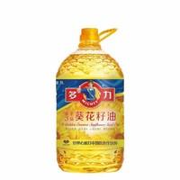 多力 葵花籽油 5L 食用油 去殼科學壓榨