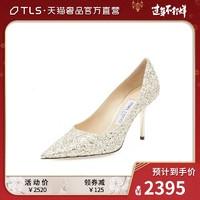 JIMMY CHOO 周仰杰 經典款LOVE 85 女士高跟鞋