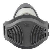 3M 1244防尘套装 KN95有机蒸气异味及颗粒物呼吸防护套装 1套