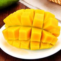 越南進口玉芒 青皮芒果  京東生鮮新鮮水果 5斤(10個左右)