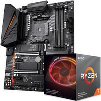 技嘉(GIGABYTE)X570 AORUS PRO WIFI 主板 AMD 銳龍7 3800X 板U套裝/主板 CPU套裝