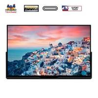 21日0点、双11预售:ViewSonic 优派 TD1600 15.6英寸便携式触摸显示器