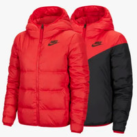 Nike 耐克 Sportswear Windrunner Down Fill 939439 女子双面穿夹克
