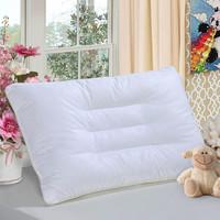 圣之花(St.fiore)富安娜出品 學生枕頭護頸枕芯 純棉 決明子健眠枕 45*28cm 一個