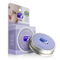 UAA 樂嬰泉 嬰兒紫草膏 寶寶驅蚊膏 15g *5件