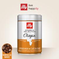 illy  意利  進口咖啡阿拉比卡精選單品咖啡豆  250g *2件
