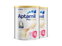 Aptamil 澳洲愛他美 白金版奶粉 4段 3歲以上 900g 2罐裝