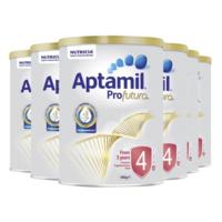 Aptamil 愛他美 Profutura 鉑金版 嬰兒奶粉 4段 900g *6件