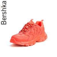 Bershka 女士運動鞋老爹鞋 15259031078