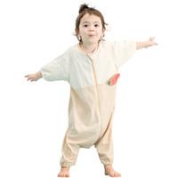 京東PLUS會員 : Wellber 威爾貝魯 嬰兒7分袖分腿睡袋 *5件 +湊單品