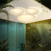 松下(Panasonic)吸頂燈遙控調光調色客廳臥室書房燈具三燈組合套裝